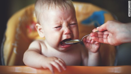 Trying to force your child to eat something can only make things worse