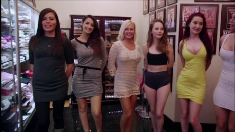 Inside a legal brothel cnn video for Where do models live in new york