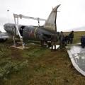 douglas c47 dismantling plane