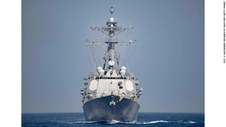 US Navy 7th Fleet commander to be dismissed after warship collision