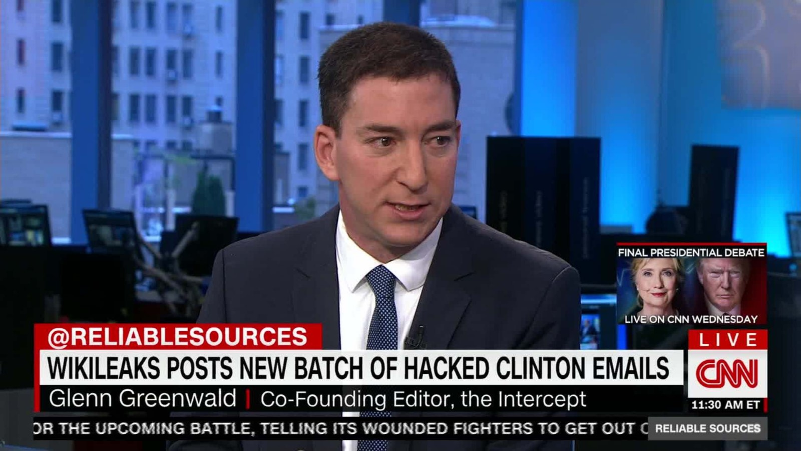 glenn greenwald on wikileaks and what the stolen podesta emails reveal