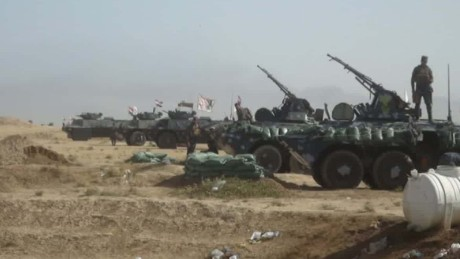 mosul isis battle begins live damon nr_00043928