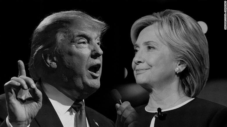 Poll: Tight races in three battleground states