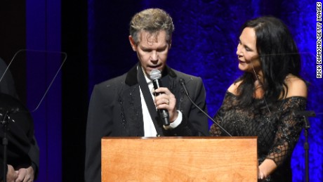 randy travis country hall of fame