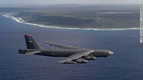 Against backdrop of uncertainty, US B-52 bombers deploy to Europe
