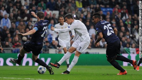Swedish club Malmo faced Real Madrid in last season's Champions League.