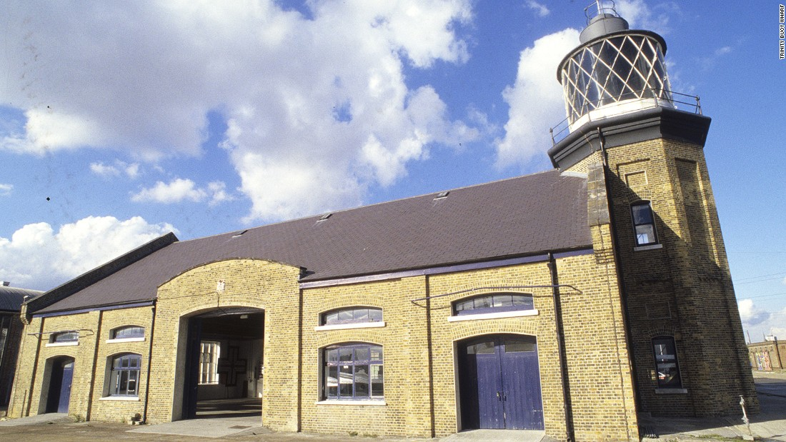 "The Trinity Buoy Wharf arts quarter is home to London's only lighthouse, in use until the 1980s. Head inside these days and you'll hear ""<a href=""http://longplayer.org"" target=""_blank"">Longplayer</a>,"" a 1,000-year-long musical composition that's been playing there since January 1, 2000."