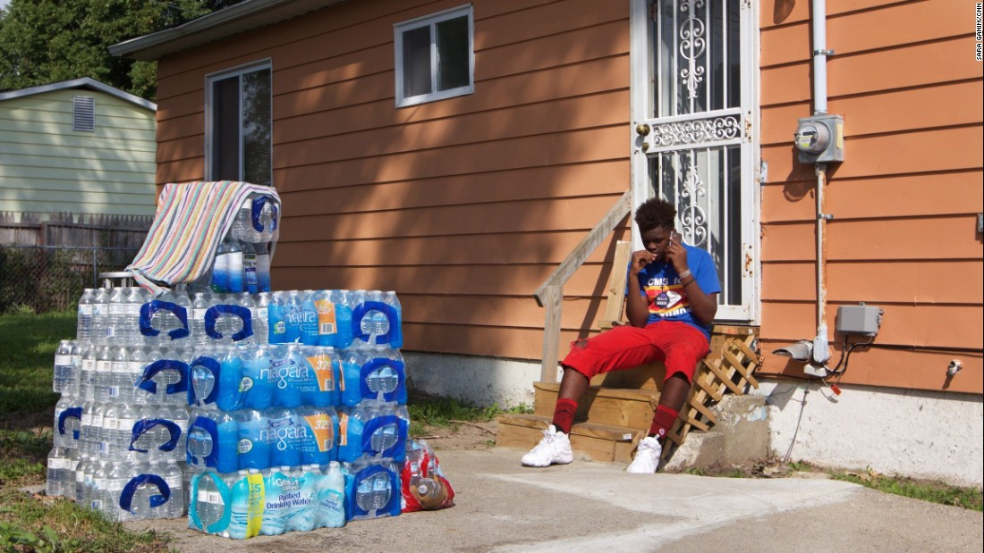 'Systemic racism' cited in Flint water crisis