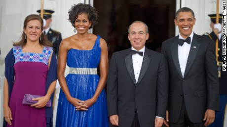 The Obamas 8 years of state dinners