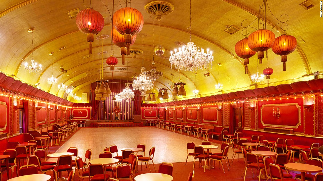 "One of the UK's few remaining intact 1950s era ballrooms, the <a href=""http://www.rivoliballroom.com/"" target=""_blank"">Rivoli</a> in Brockley opens regularly to host cabaret evenings, jive parties and other events."