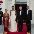 obama singapore state dinner