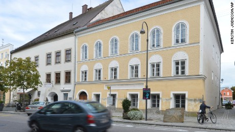 Here's what happened to Hitler's home, HQ and retreat