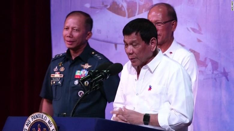 asia china philippines duterte visit