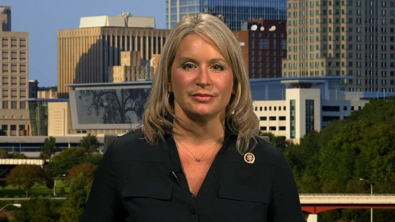 NC congresswoman: Trump will win North Carolina