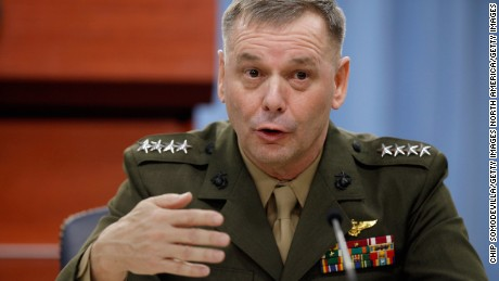 Retired general pleads guilty in leak case