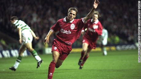 Michael Owen is one of Liverpool's most successful graduates, playing at the 1998 World Cup when 18.