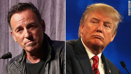 No surrender: Springsteen says Trump won't go quietly if he loses