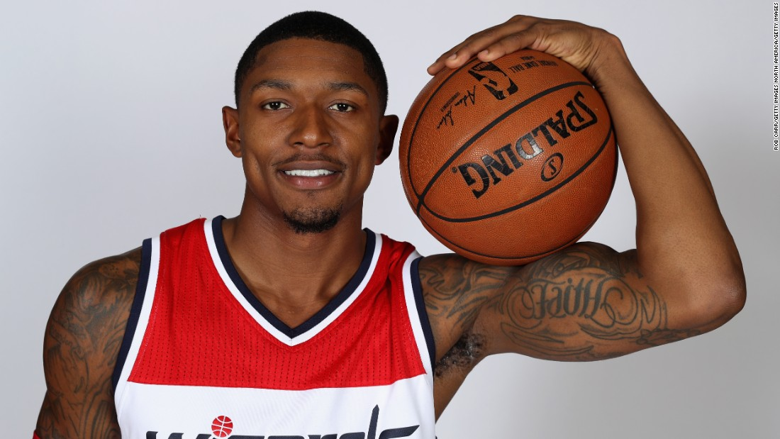 Beal averaged 17.4 points per game on 39% three-point shooting with Washington last season, playing second fiddle to John Wall. Although Beal suffered a variety of niggling injuries which kept him on the bench for large chunks of the season, Washington rewarded him with a head-scratching five-year $127 million deal.