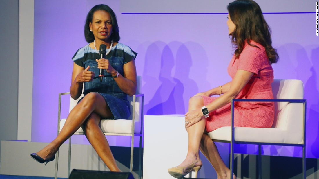 Condoleezza Rice   TopNews Assignment Point