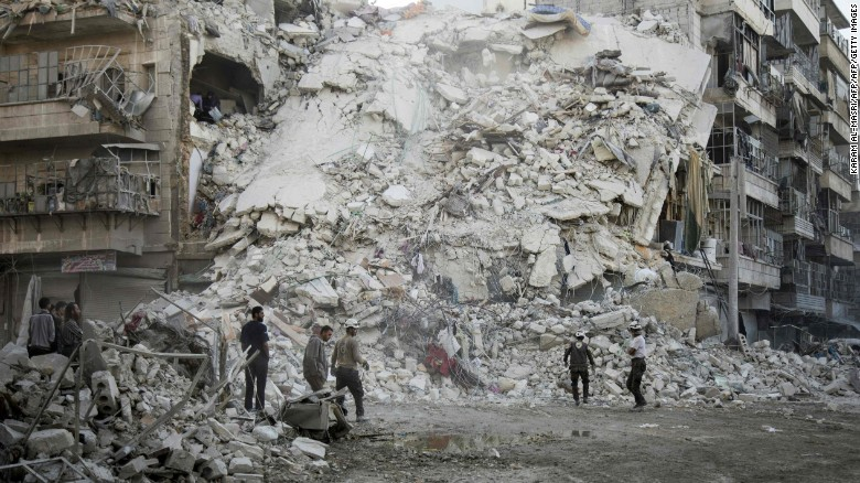 Syrian army announces 'humanitarian pause' on Friday