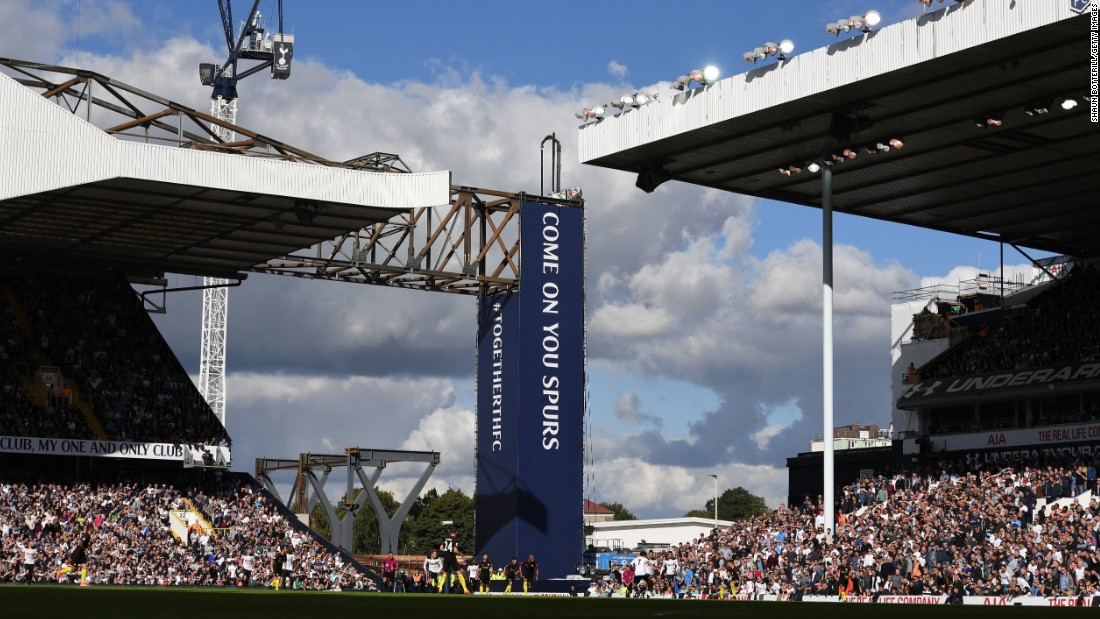 The NFL will also stage games at White Hart Lane, home of English Premier League team Tottenham Hotspur. The club is rebuilding its stadium with the American version of football in mind, having agreed a 10-year deal to stage a minimum of two NFL games a season from 2018.