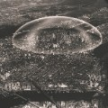 never built new york buckminster fuller dome over manhattan