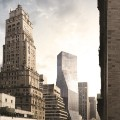 never built new york OMA 425 park avenue