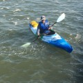 Zach Schwitzky canoe commute