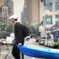 Zach Schwitzky street canoe