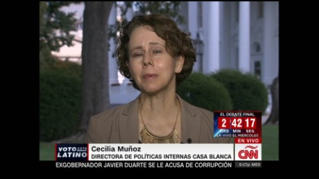 exp cnne cecilia munoz interview on obamacare_00002001