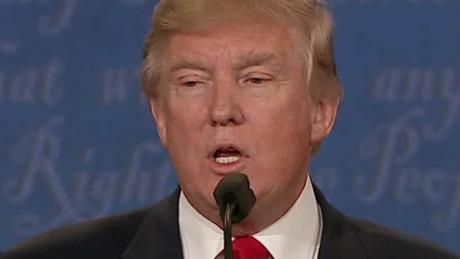 third presidential debate trump clinton mosul iran deal thank you sot_00000000