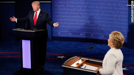 Donald Trump vs. Hillary Clinton III: The most memorable lines