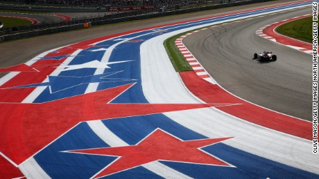The Circuit Of The Americas has forged a new identity for F1 in the US.