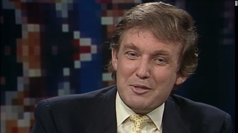Trump in '88: Political system is a 'beautiful machine'