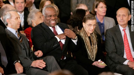 Justice Clarence Thomas: Washington is 'broken in some ways'