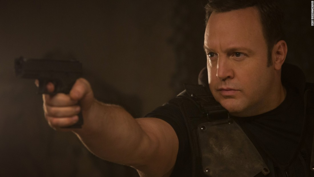 "<strong>""True Memoirs of an International Assassin"":</strong> Kevin James stars as an author who gets thrust into the world of espionage in this action comedy. <strong>(Netflix)   </strong>"