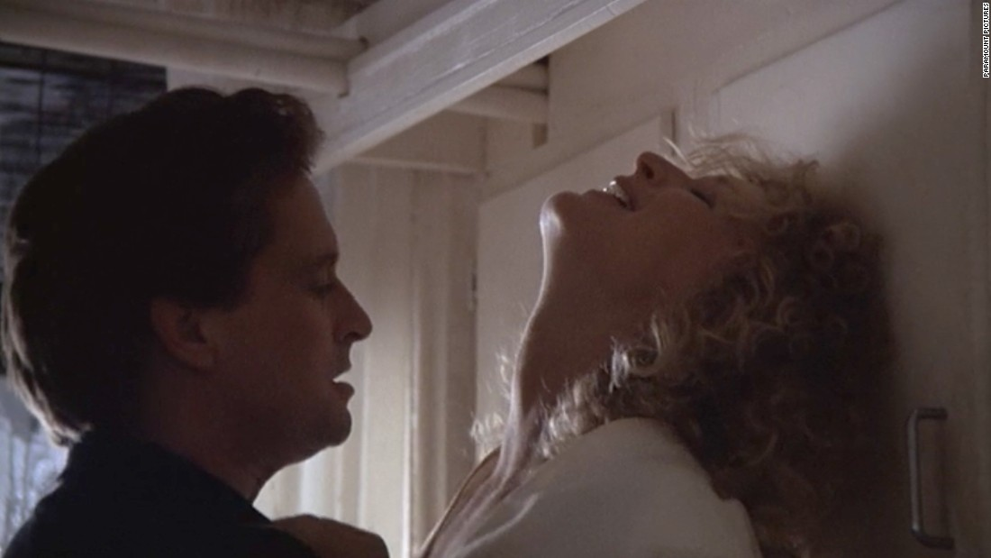 "<strong>""Fatal Attraction"": </strong>A husband gets more than he bargained for when he has an fling with an unstable woman. This film starring Michael Douglas and Glenn Close ""won't be ignored.""<strong> (Hulu) </strong>"