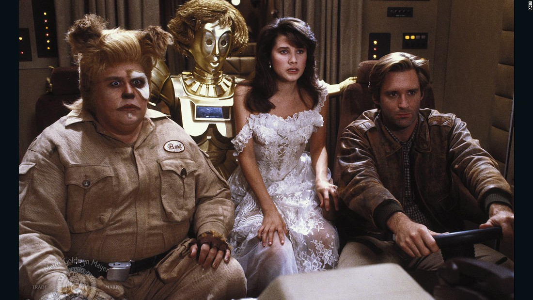 "<strong>""Spaceballs"": </strong>Science fiction films are parodied in this 1987 comedy co-written by the legendary Mel Brooks. <strong>(Hulu) </strong>"