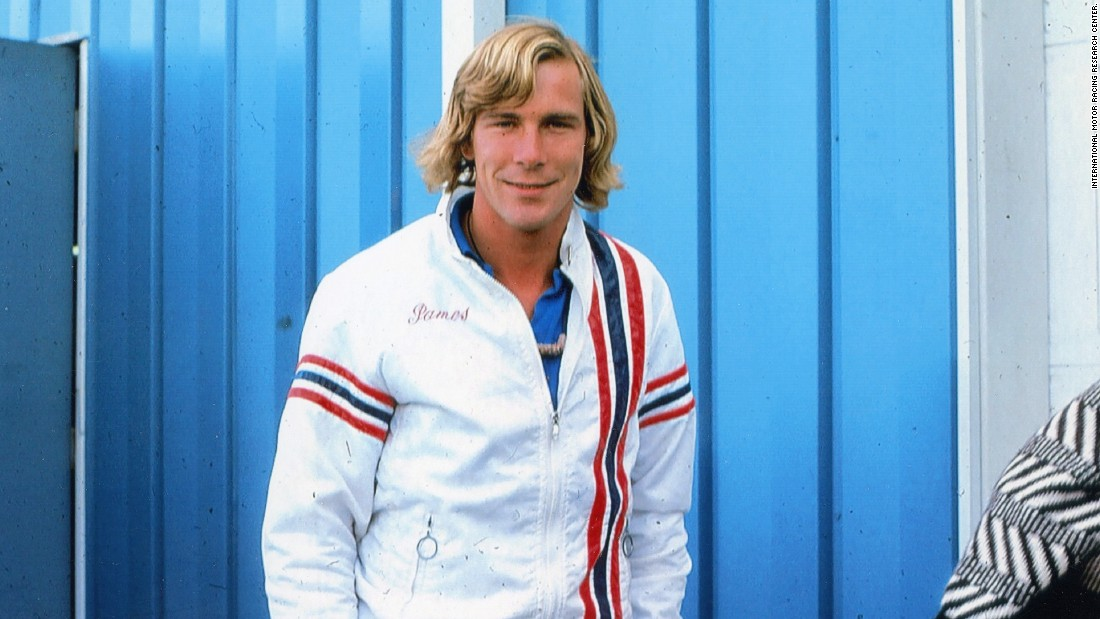 James Hunt won back-to-back US Grand Prix in 1976 -- the year he won the F1 world title -- and the following year.
