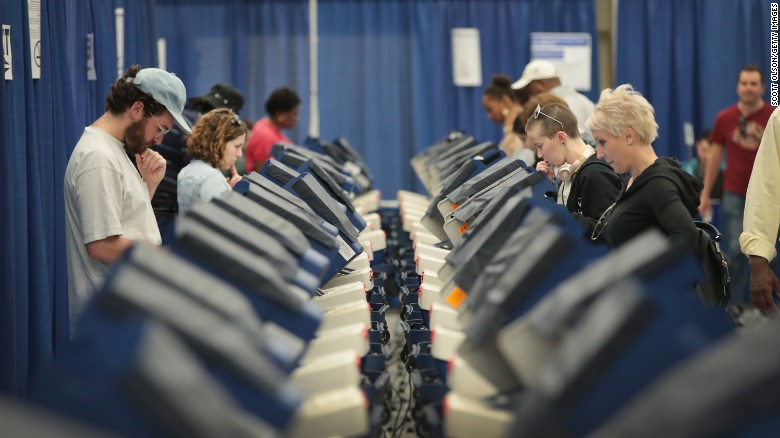 Poll: Most believe votes will be counted accurately