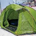 ski dubai camping