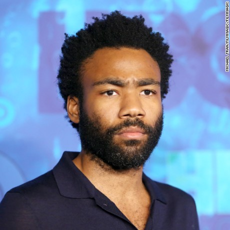 Donald Glover arrives at HBO's Post Emmy Awards reception held at The Plaza at the Pacific Design Center on September 18, 2016 in Los Angeles, California.  (Photo by Michael Tran/FilmMagic)