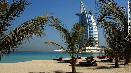 Both parks are located within easy reach of Dubai's beaches.