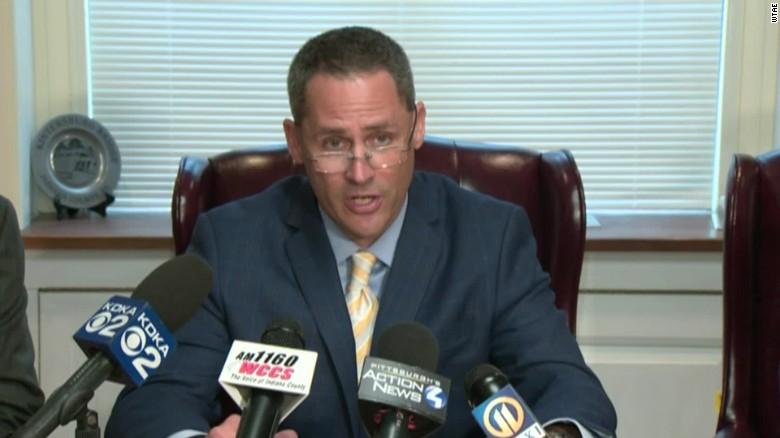 Pennsylvania cold case man arrested presser bts_00003702