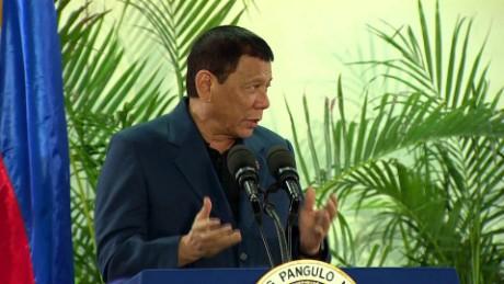 Duterte on US election Putin is my hero Ripley_00003409