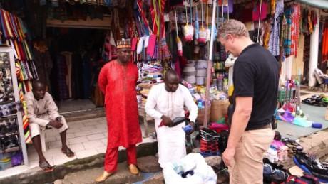 nigeria U.S. presidential election view mckenzie pkg_00013427