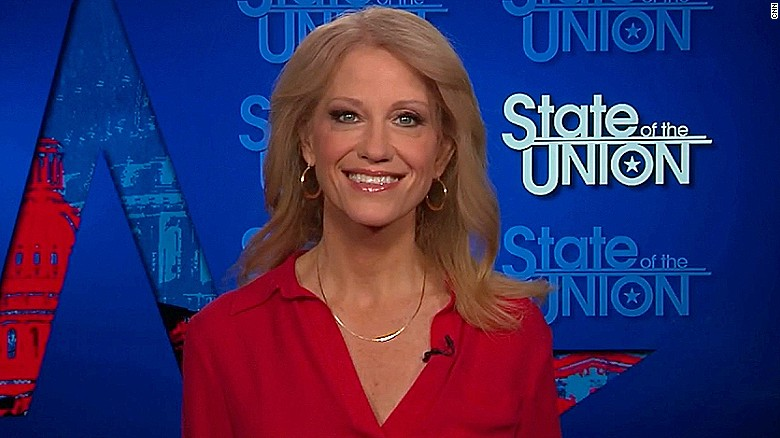 Conway on Trump: 'he delivers his own speeches'