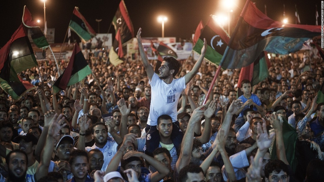 Trump's challenge: Can he sort out the mess left in Libya?