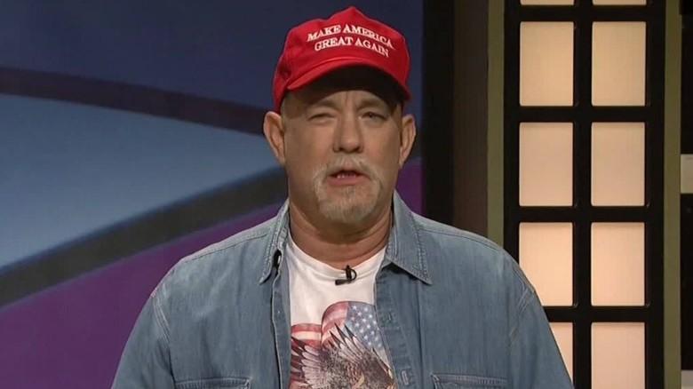 Hanks plays Trump supporter on 'Black Jeopardy' - CNN.com