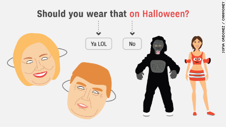 The Halloween costume advice we all need